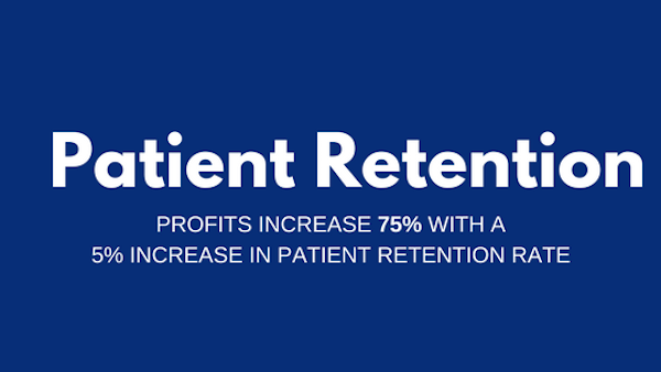 Increased Profits through patient retention