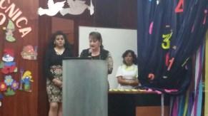 Mg. Monika Aguirre Coordinadora Estimulación Temprana