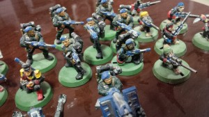 Imperial Guard Stormtroopers