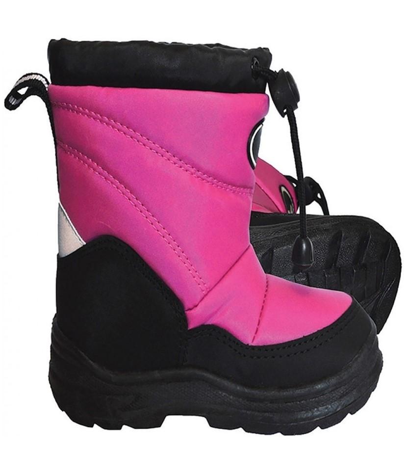 XTM Kids Apres Puddle Boots-Candy