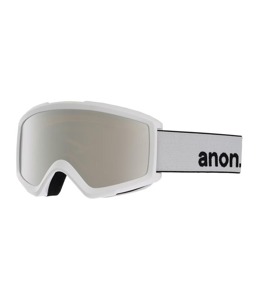 Anon Helix 2.0 White w Sonar Silver