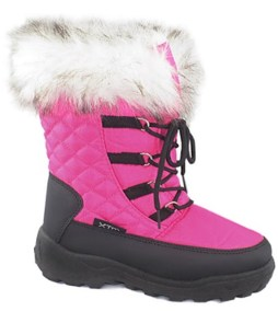 XTM Kid's Inessa Boots-Candy