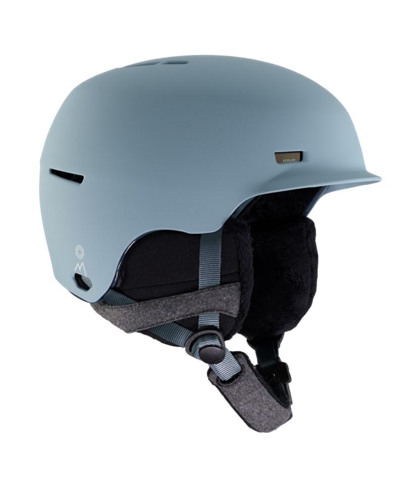 Anon Raven Helmet-Gray