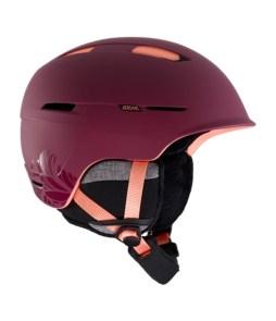 Anon Auburn Helmet-Ruby