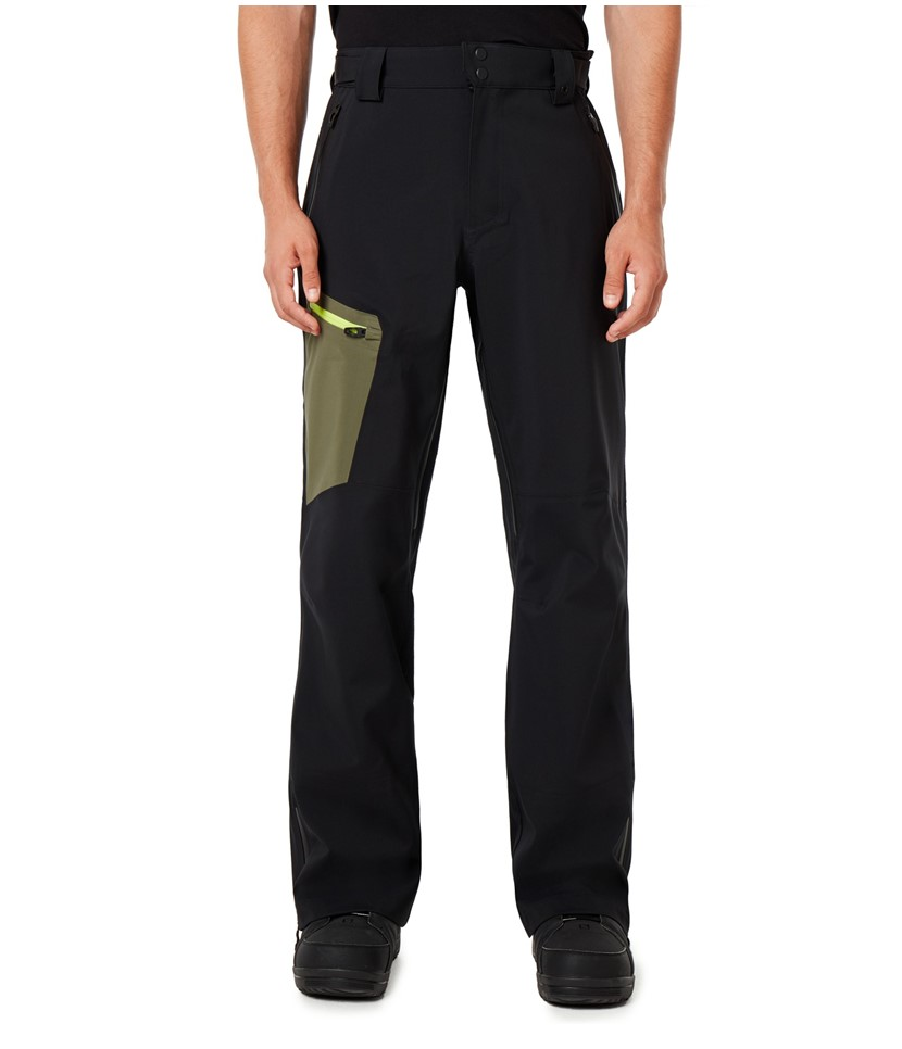Oakley Black Forest 2.0 3L Shell Pant-Blackout