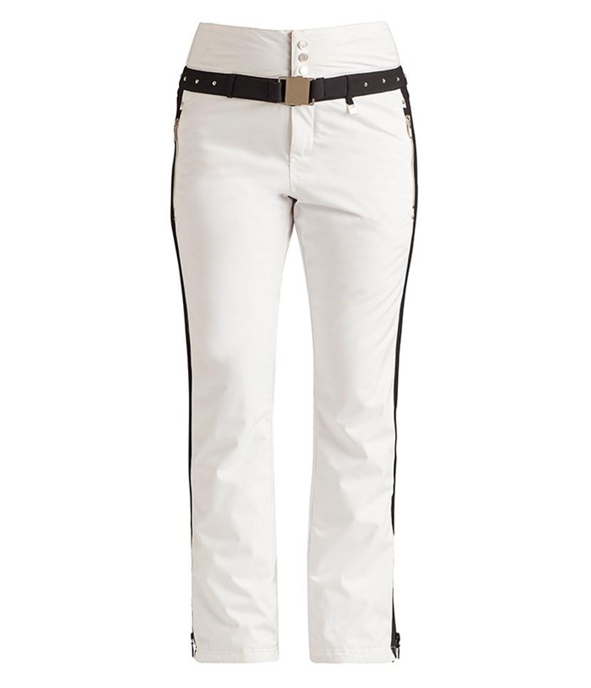 Nils Mariette Women's Pant White/Black