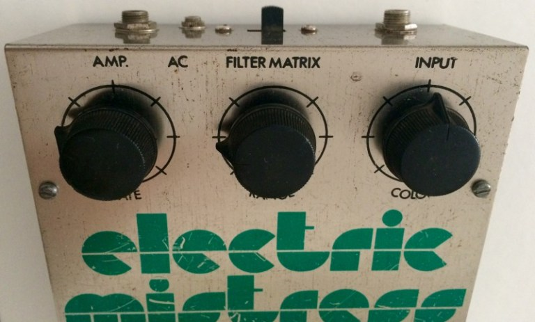 Electric Mistress Filter Matrix