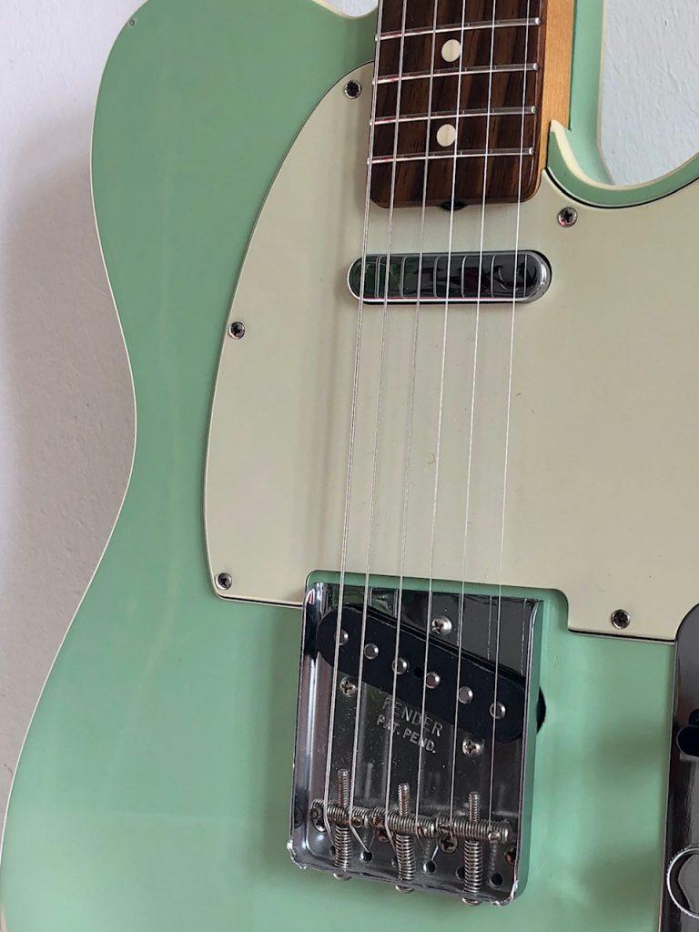 Fender AVRI 62 Custom Telecaster SG