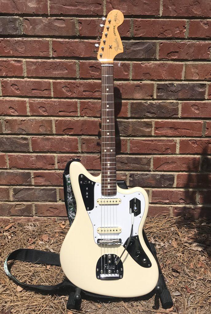 Fender Johnny Marr Signature Jaguar OW