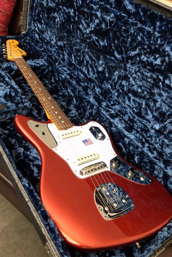Fender Johnny Marr Signature Jaguar KO