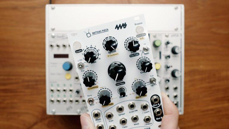 Pitch Patch: The 4ms Ensemble Oscillator