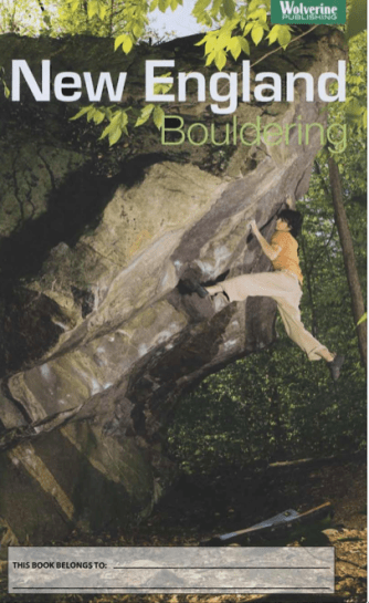 New England Bouldering Guide Book