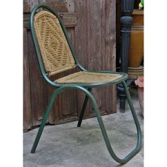 Steel Chair Buyers In India Exercises For Older Adults Indian Green Metal And Macrame Chairs