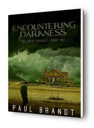 Paul Brandt, Encountering Darkness, The Great Pursuit, Amazon self publishing