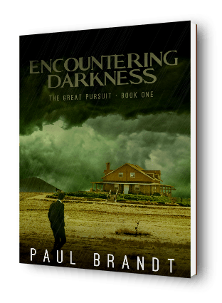 Paul's book, Encountering Darkness, Amazon