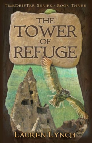 The Tower of Refuge, Lauren Lynch, Romance Adventure