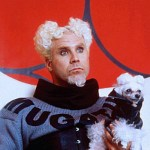 Mugatu with his dog