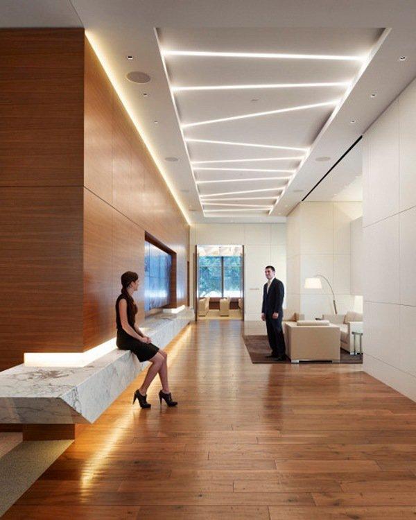 Unique commercial lighting design ideas  Pauls Electric