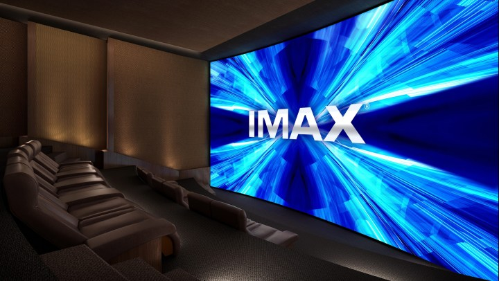 IMAX Private Theater, brown