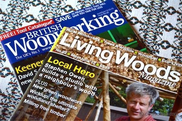 British Woodworking Magazine Best Uk Mag This Month Paul