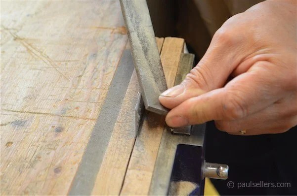 Fine Woodworking - Debunking Myths and Mysteries on Cabinet Scrapers - Paul Sellers' Blog