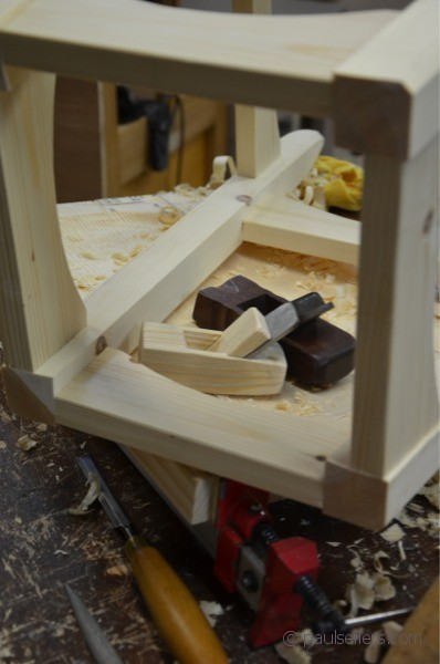 Making a Curve-soled Plane - Here it Comes! - Paul Sellers' Blog