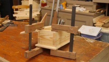 Clamps - practical ones for newstart woodworkers - Paul