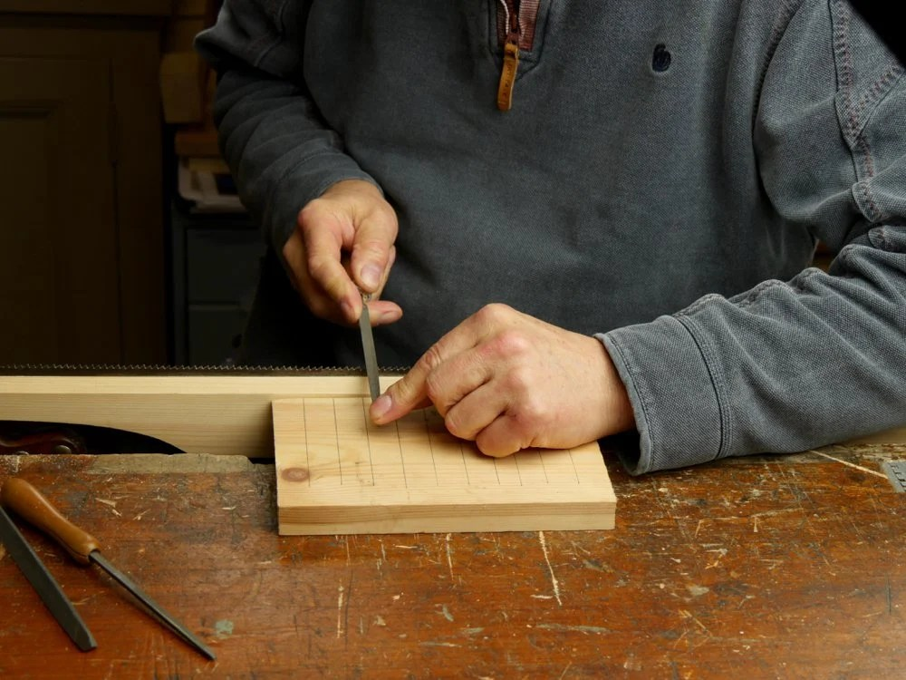 Sharpening Your First Crosscut Saw–Part 1 - Paul Sellers' Blog