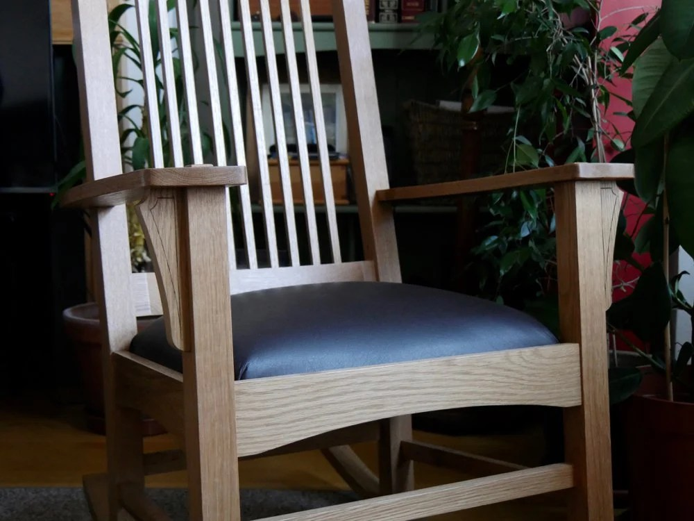 The Recent Rocking Chair Series Is Going Really Well. I Always Expected It  Too Because People Have Asked For It For So Long. The Time Lapses Show That  I ...