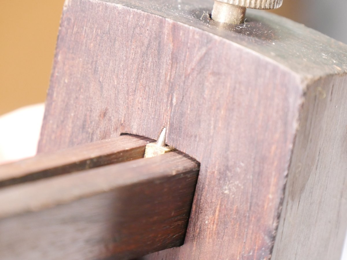 mortise gauge