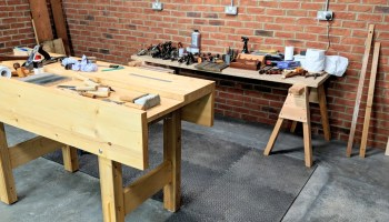 Why a Garage Workshop Beats a Castle Any Day! - Paul Sellers