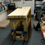 Richard Misdom- Modified bench project for a budding workworker