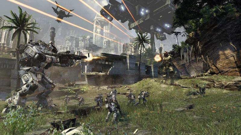 Battlefield 4 Titanfall 01