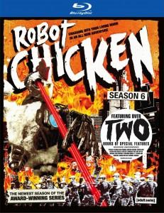 Robot Chicken Season 6 cover