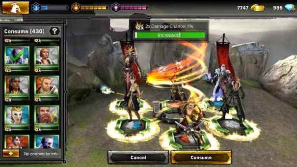 Heroes Of Dragon Age grind