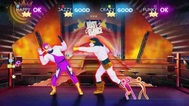 Just Dance 4 Final Countdown
