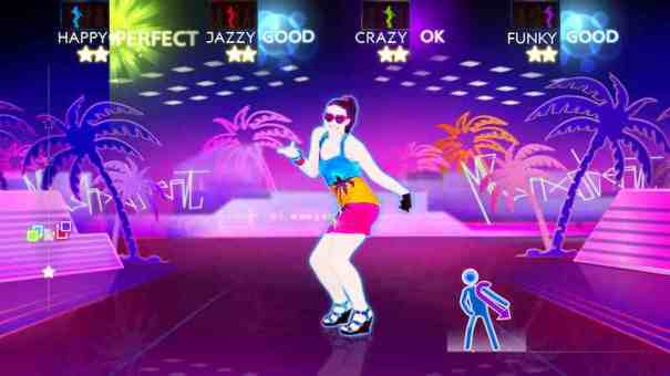 Just Dance 4 screen 01