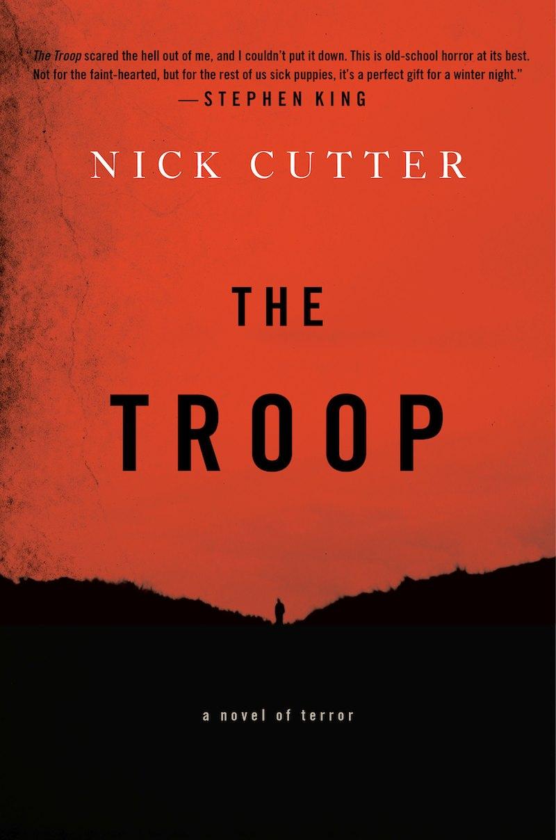 Nick Cutter cover