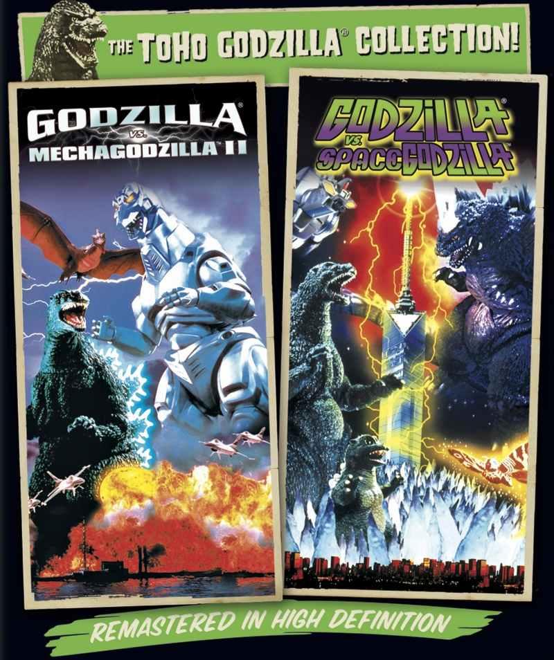Godzilla Mechagodzilla