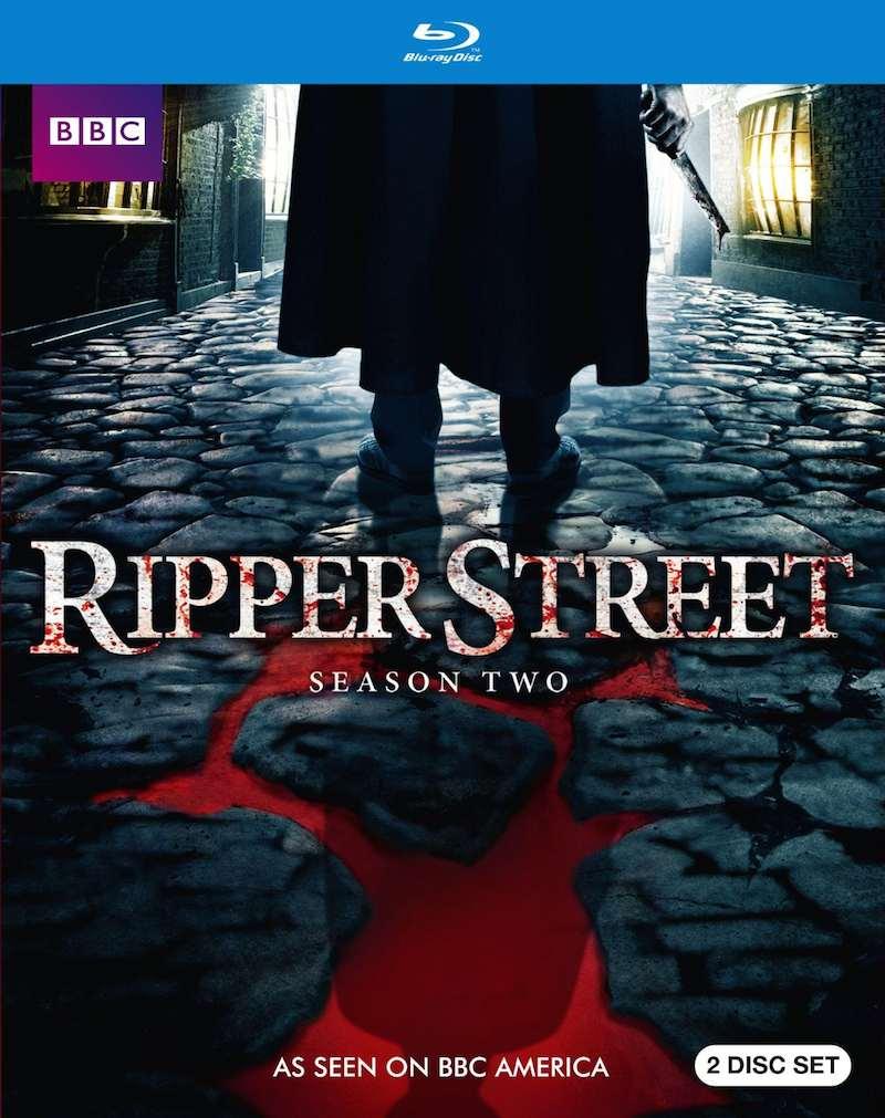 Ripper Street cover
