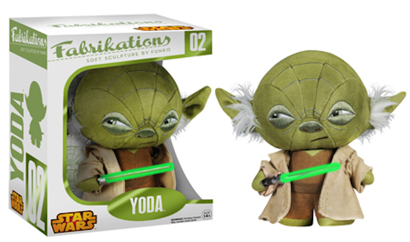 Funko Fabrikations 02 Yoda