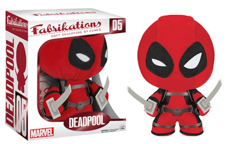 Funko Fabrikations 05 Deadpool
