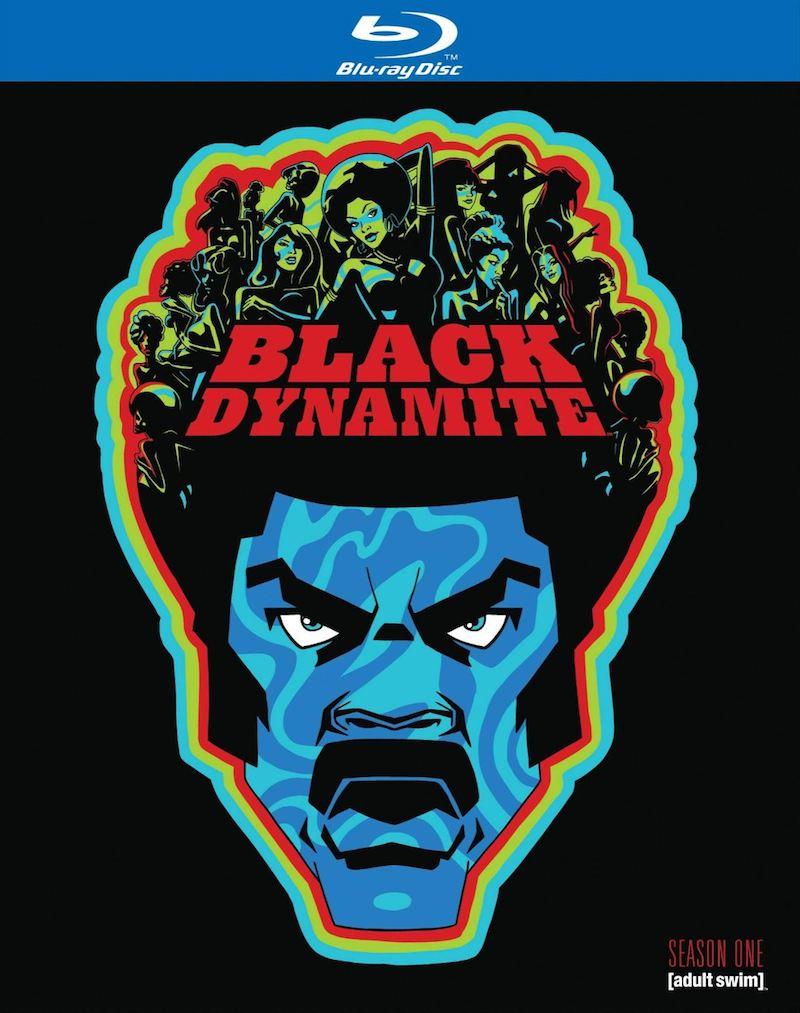 Black Dynamite cover