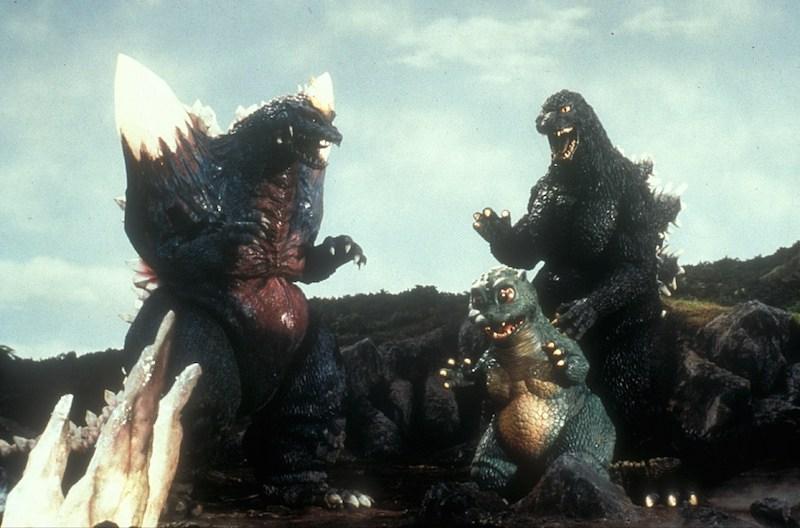 Godzilla Vs SpaceGodzilla 02
