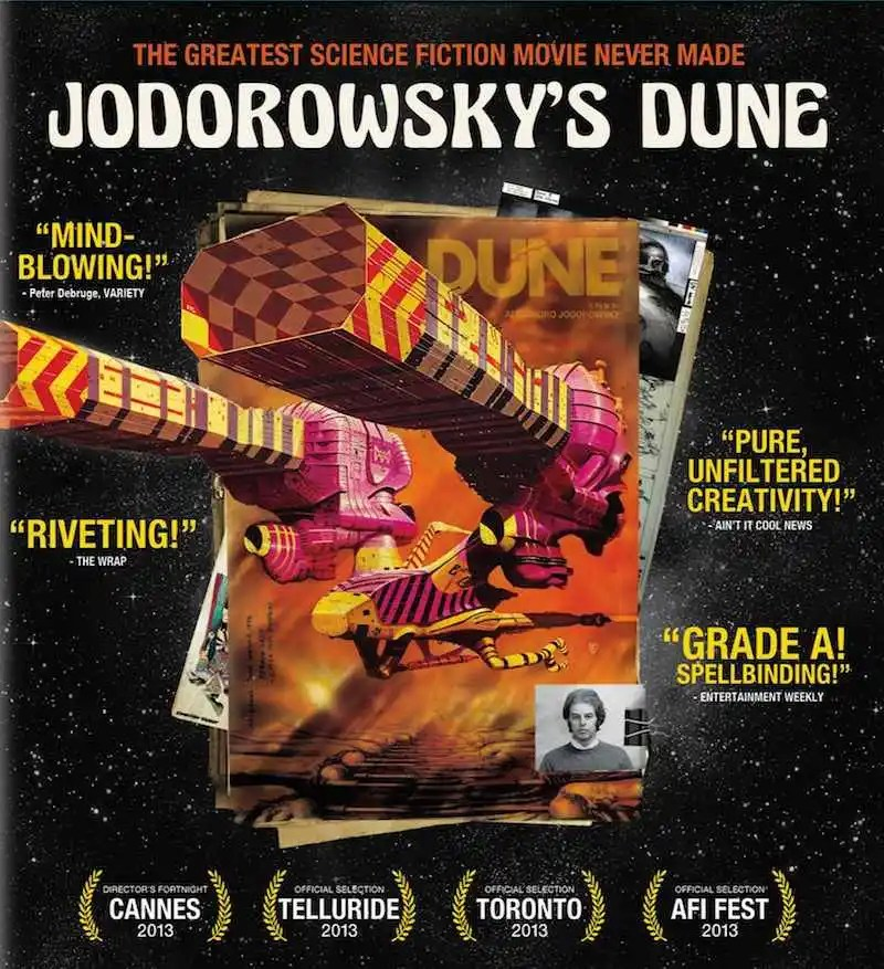 Jodorowsky Dune cover