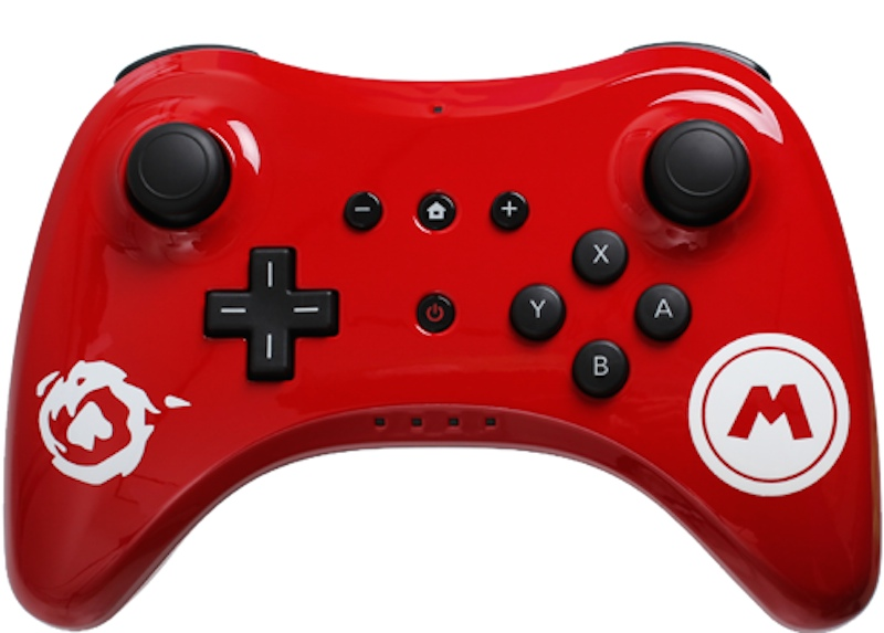 Mario Kart Evil Controllers Mario Red