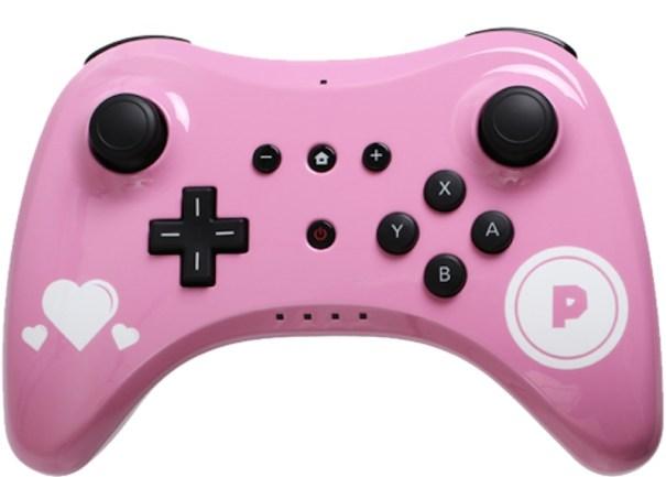 Mario Kart Evil Controllers Princess Peach Pink