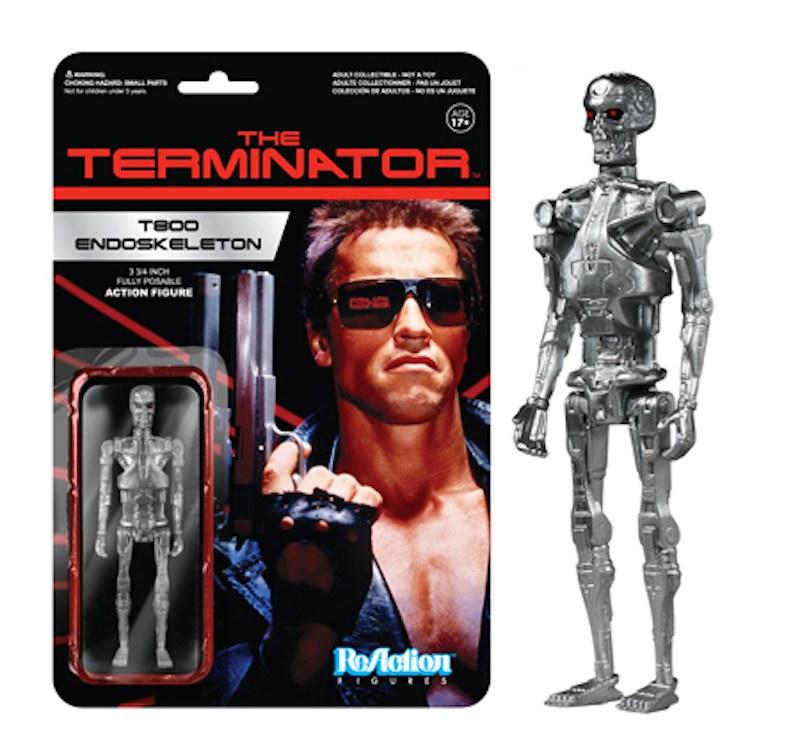 Funko The Terminator regular Endoskeleton