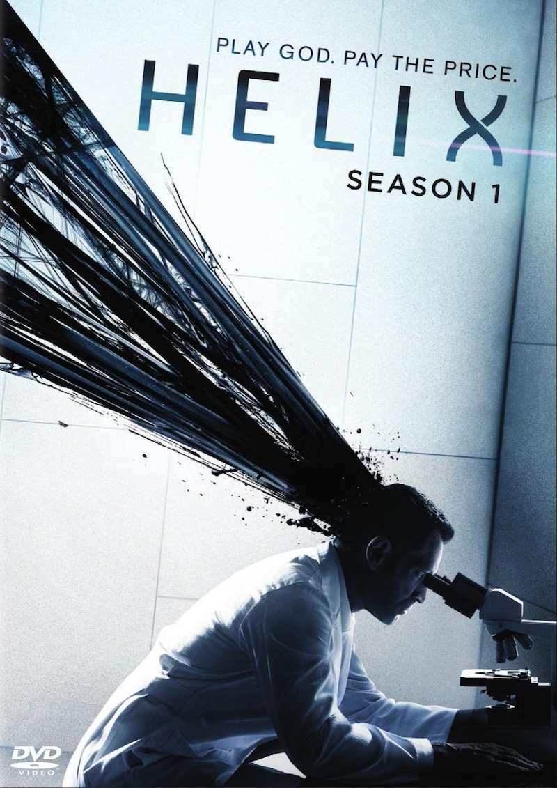 Helix Season 1 DVD cover
