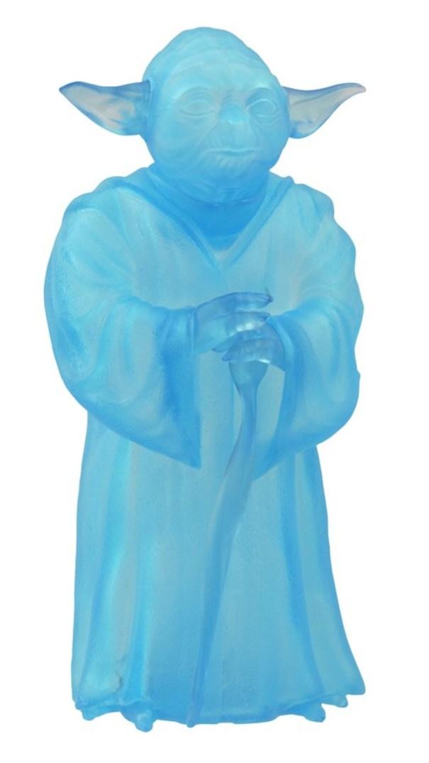 SDCC 2014 Star Wars Transparent Yoda
